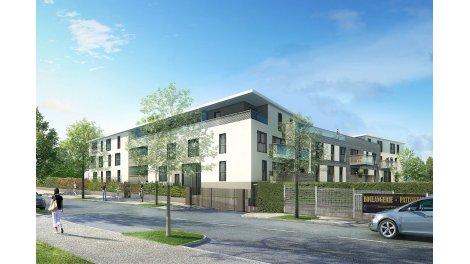 Appartement neuf Primavera investissement loi Pinel à Sainte-Foy-les-Lyon