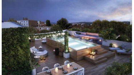 Appartement neuf L'Égérie investissement loi Pinel à Lyon 5ème