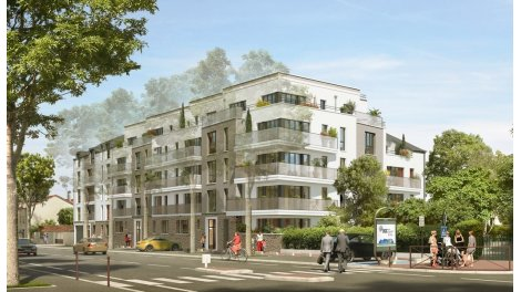 Appartement neuf L'a-Propos à Viroflay