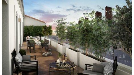 Appartement neuf 31 Place Bellecour éco-habitat à Lyon 2ème
