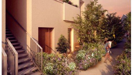Appartement neuf Carré Antonin investissement loi Pinel à Lyon 9ème