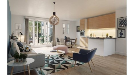 logement neuf à Franconville