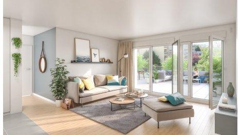 Appartement neuf Cityzen à Montrouge