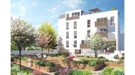 Appartement neuf Ar'Hôme éco-habitat à Alfortville