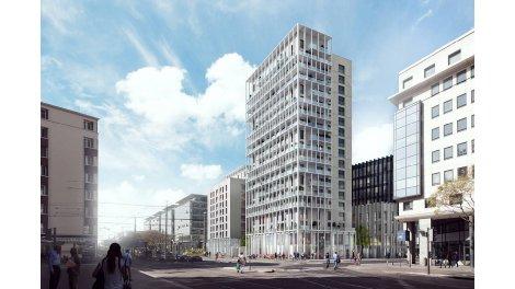 Appartement neuf Émergence Lafayette investissement loi Pinel à Lyon 3ème