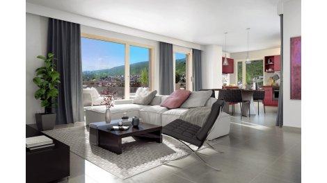 logement neuf à Divonne-les-Bains