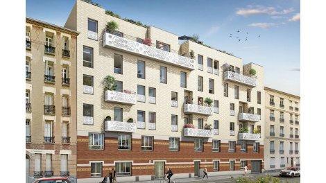 immobilier ecologique à Courbevoie
