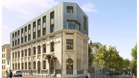 Appartement neuf La Cour des Secrets investissement loi Pinel à Lyon 5ème