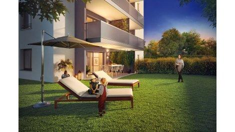Appartement neuf Jardin Secret à Divonne-les-Bains