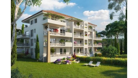 Appartement neuf 27 Paul Cézanne investissement loi Pinel à Aix-en-Provence
