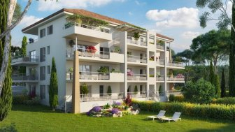 Appartements neufs 27 Paul Cézanne éco-habitat à Aix-en-Provence