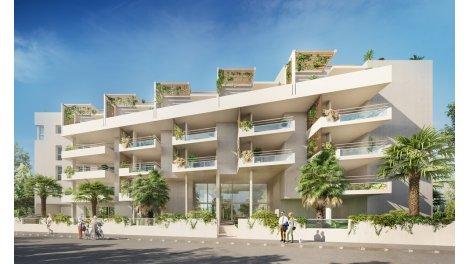 Appartement neuf 3 Avenue de la Planche à Marseille 8ème