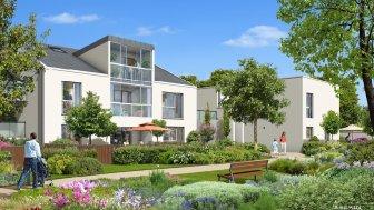 Appartements neufs Jardins Divers investissement loi Pinel à Chassieu
