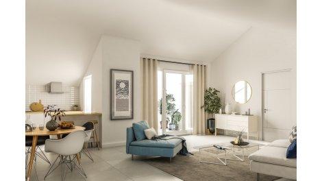 logement neuf à Chassieu