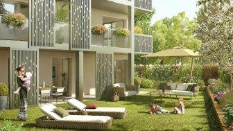 Appartements neufs L'Essentiel investissement loi Pinel à Craponne