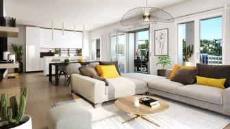 Appartements neufs Ydeal Confluence à Lyon 2ème