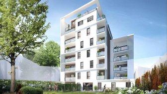 Appartements neufs Écrin Lumière à Lyon 8ème