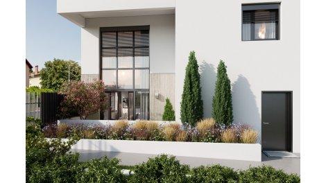 Appartement neuf Esprit Croix-Rousse investissement loi Pinel à Lyon 4ème