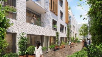 Appartements neufs Passage Oberkampf éco-habitat à Paris 11ème
