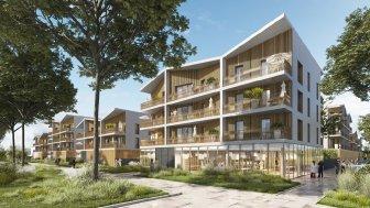 Appartements neufs Éco-Quartier du Sycomore éco-habitat à Bussy-Saint-Georges