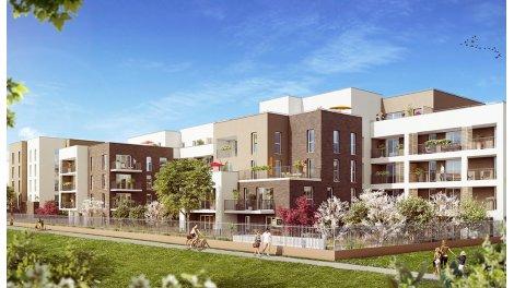 Appartement neuf Helianthus à Combs-la-Ville