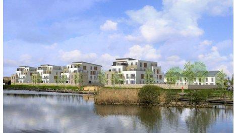 Appartement neuf Jardins Gabin éco-habitat à Bois-d'Arcy