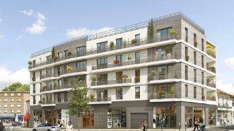 Appartements neufs Achrome éco-habitat à Chaville