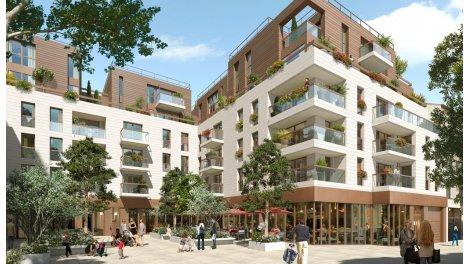 Appartement neuf Carré Atrium investissement loi Pinel à Chaville