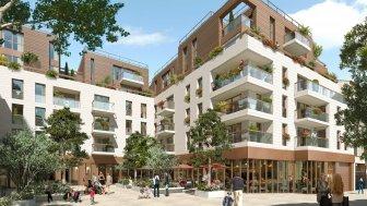 Appartements neufs Carré Atrium investissement loi Pinel à Chaville