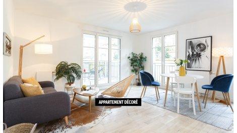 Appartements et maisons neuves Coeur de Ville à Châtenay-Malabry