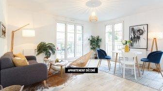 Appartements et maisons neuves Coeur de Ville éco-habitat à Châtenay-Malabry