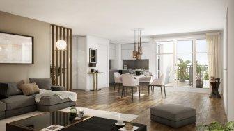 Appartements neufs Empreinte éco-habitat à La Garenne Colombes