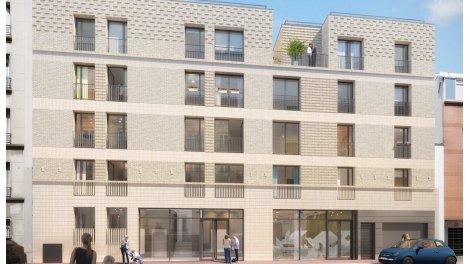 logement neuf à Montrouge