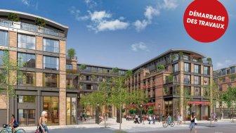 Appartements neufs Quartier des Arts éco-habitat à Puteaux