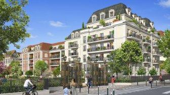 Appartements neufs Jardins des Orfèvres investissement loi Pinel à Le Blanc Mesnil