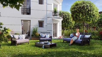 Appartements neufs La Rotonde à Le Blanc Mesnil