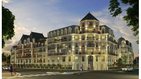 appartement neuf à Le Blanc Mesnil