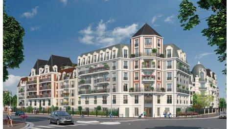 logement neuf à Le Blanc Mesnil