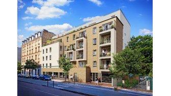 Appartements neufs 88 Carnot investissement loi Pinel à Bondy