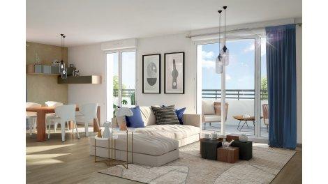 Appartement neuf Villa Marguerite investissement loi Pinel à Livry-Gargan