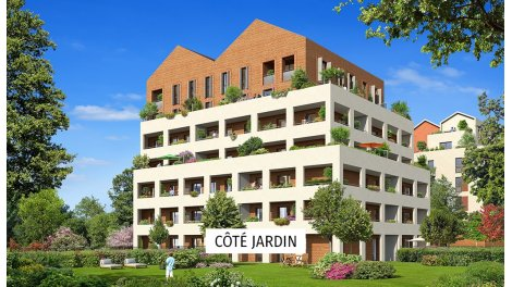 Appartement neuf Les Apparts investissement loi Pinel à Neuilly-sur-Marne