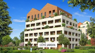 Appartements neufs Les Apparts investissement loi Pinel à Neuilly-sur-Marne