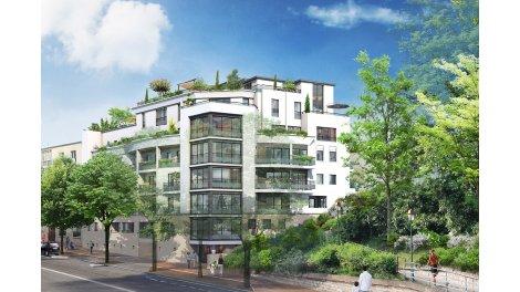 Appartement neuf Les Terrasses du Valais éco-habitat à Saint-Maurice