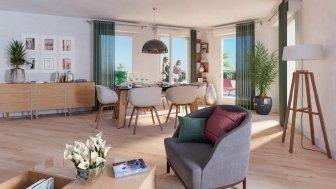 Appartements neufs Mairie investissement loi Pinel à Bezons