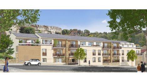 Appartement neuf L'Ecrin du Coteau éco-habitat à Chennevieres-sur-Marne