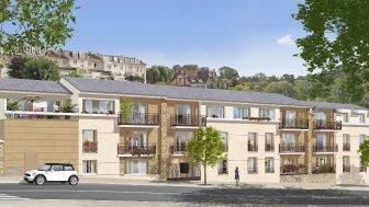 Appartements neufs L'Ecrin du Coteau investissement loi Pinel à Chennevieres-sur-Marne