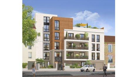 Appartement neuf Confidence éco-habitat à Vitry-sur-Seine
