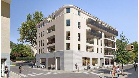 Appartement neuf Carre Salva à Six-Fours-les-Plages