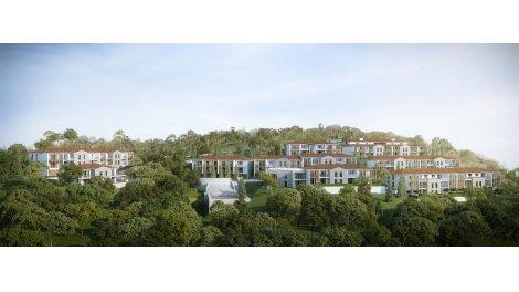 Appartement neuf Infini d'Azur investissement loi Pinel à Cogolin