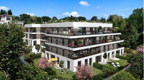 Appartement neuf Entrevues à Saint-Cloud